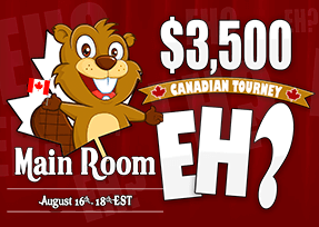 $3,500 Canadian Tourney Eh?