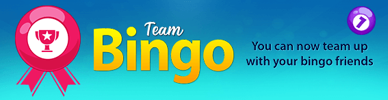 WEEKEND TEAM BINGO