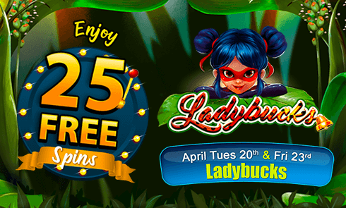 50 FREE Spins Weekly Offer – Limited Time Only