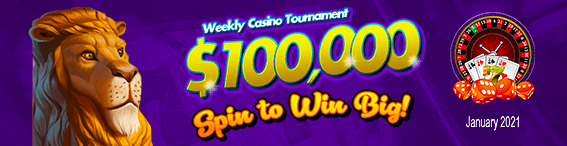 $100,000 Spin to Win Big