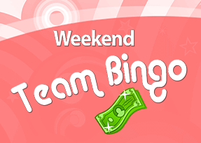 Are you a Team Player? Try Team Bingo!