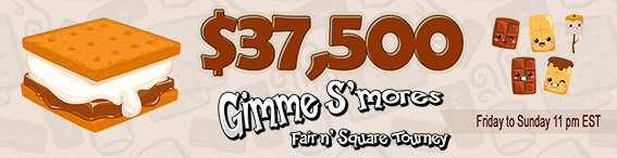 $37,500 Gimme S'mores Tourney